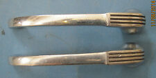 nice used pair of inside door handle 1930's unknown application