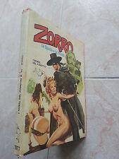 I NOBEL del FUMETTO n. 55 -ZORRO -Edifumetto- 1977 - Parodia erotica a fumetti