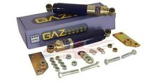 New Rear Tube Shock Conversion Kit with GAZ Shocks for MGB 1963-1980 Made in UK
