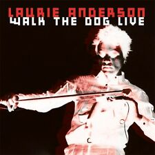 LAURIE ANDERSON - Walk The Dog Live. New CD + sealed   ** NEW **
