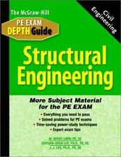 Exam Study Guides: Structural Engineering by J. J. Lee, Chyuan-Shen Lee and...