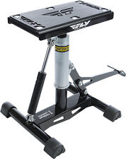 """Fly Racing Dirt Bike Motorcycle Lift Stand - 10' to 14"""" Height - Max 330 lbs"""