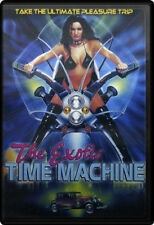 The Exotic Time Machine DVD Director's Cut Gabriella Hall OUT OF PRINT - NEW