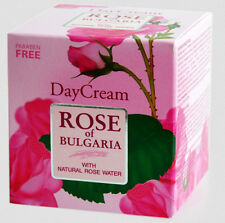 Rose of Bulgaria Day Cream with Natural Rose Water - 50ml