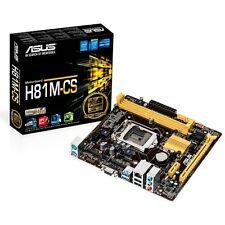 Asus H81M-CS Motherboard MicroATX LGA1150