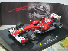 Ferrari F10 #8 F1 Winner Bahrain GP 2010 F.Alonso 1/43 Hotwheels Elite