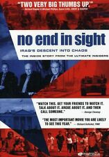 No End in Sight (2008, DVD NEUF) WS