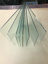 8 Antique Window Sash old wavy glass from 1920s