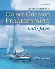 An Introduction to Object-Oriented Programming with Java by Wu, C. Thomas