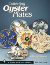 Collecting Oyster Plates (Schiffer Book for Collectors), books, printed, Snyder,