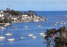 BR52511 Benodet le port a l embouchure de l odet       France