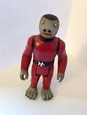 Vintage Red Snaggletooth Star Wars Kenner Action Figure Original 1977 1978