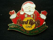 HRC Hard Rock Cafe Hong Kong Christmas 1998 Santa XL Fotos