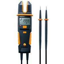 TESTO 755-1 Current / Voltage tester for electrical measuring tasks 6 to 600 V