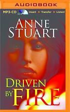 The Fire: Driven by Fire 2 by Anne Stuart (2016, MP3 CD, Unabridged)