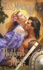 Highland Magic (Time Travel Romance)  (ExLib)