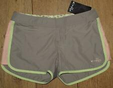 Bnwt Women's Oakley Endless Swimming Surf Board Shorts Hot Pants UK8 Rock