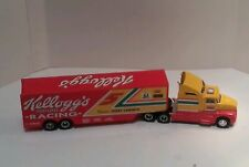 1993 Racing Champions Kellogg Die Cast Semi Truck Trailer NASCAR Terry Lebonte 5