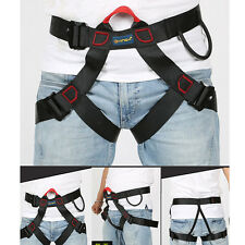 Harness Seat Belts Outdoor Sitting Safety Belts Rock Climbing Rappelling Equip
