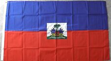 HAITI INTERNATIONAL COUNTRY POLYESTER FLAG 3 X 5 FEET