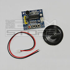 Scheda vocale con ISD1820 voice module shield per arduino pic ART. CR05
