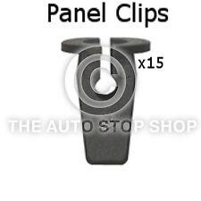 Panel Clips Trim Clip 7,4 X 7,4 MM Volkswagen Scirocco/Touran etc 15pk 10265vw