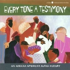 Every Tone A Testimony (2001, CD NEUF)