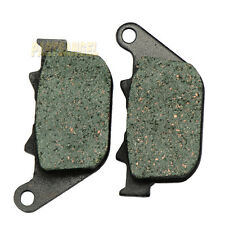 Rear Kevlar Carbon Brake Pads 2004-2008 2007 HARLEY Sportster XL 1200 R Roadster