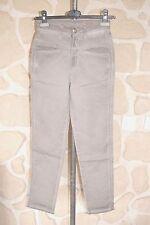Jeans gris ardoise neuf taille 36 marque CLOSED pedal pusher étiqueté à 199€