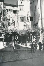 ÎLE DE CORFOU c. 1935 - Maisons  Commerce  Grèce - DIV 9277