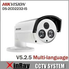 Hikvision DS-2CD2232-I5 Full HD 3MP IP66 IR EXIR A proiettile Network Camera POE