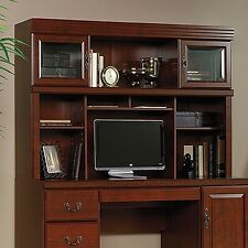 Sauder 404975 Heritage Hill Hutch For 404944 Classic Cherry New