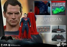 HOT TOYS 1/6 BATMAN V SUPERMAN DAWN OF JUSTICE MMS343 EXCLUSIVE KAL-EL FIGUR
