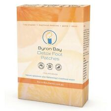 Byron Bay Detox Foot Patches 7 Pairs (14 Patches)