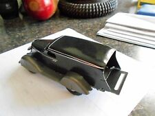 MARX 1930'S PRESSED STEEL FORD PANEL TRUCK WITH FOLDING TAILGATE - RARE OLD TOY