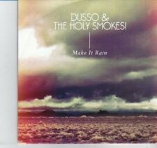 (DI764) Dusso & The Holy Smokes!, Make It Rain - 2012 DJ CD
