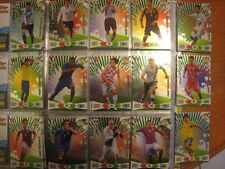 PANINI ADRENALYN XL 2014 ROAD TO RIO BRAZIL FULL SET OF 15 Fan Favourites Cards