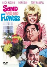 SEND ME NO FLOWERS - COMEDY DRAMA BRAND NEW SEALED DVD R4