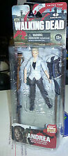 MCFARLANE-MCF-THE WALKING DEAD TV SERIES 4 ANDREA  ACC NEW
