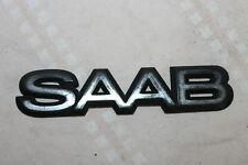"""SAAB 900 9000 Badge Emblem Logo """"SAAB"""" # 4240891"""