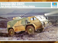 Trumpeter 1:35 GAZ-39371 High Mobility MPMV Russian Military Vehicle Model Kit