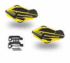 PowerMadd SENTINEL Handguard Guards KIT Yellow/Black Honda 400EX TRX400EX 34406