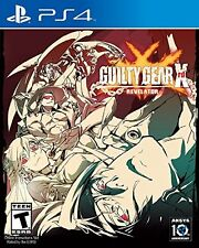 Guilty Gear Xrd -Revelator- PlayStation 4 [JPN]