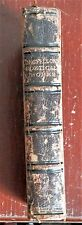 ANTIQUE BRITISH VICTORIAN BOOK 1877 *THE POETICAL WORKS* OF H.W. LONGFELLOW