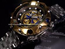 New Invicta Men's Swiss Reserve Venom Hybrid MasterCalendar Bracelet watch