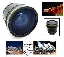 0.17x Fisheye Lens for Fujifilm HS35EXR HS50EXR HS20EXR HS22EXR HS30EXR HS33EXR