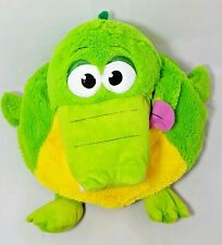 Tummy Stuffers Alligator Plush Green Crocodile Pajama Toy Pouch 2013 Jay at Play