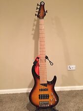 MTD (Michael Tobias Design) 5-String Bass!  Pristine Clean!!!