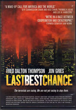 Last Best Chance (DVD) Fred Thompson WORLDWIDE SHIP AVAIL!