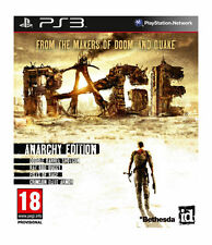 Rage-Anarchy Edition (Sony PlayStation 3, 2011)